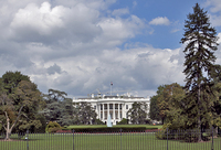 White House, Southern Exposure (heavily protected)