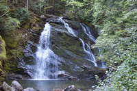 Snow Creek Falls