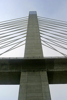 Penobscot Narrows Bridge, West Tower