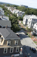 Munjoy Hill area (looking east)
