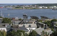 Portland Harbor, looking SE