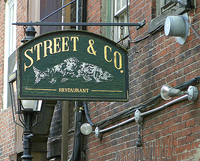 Street and Co. Restaurant