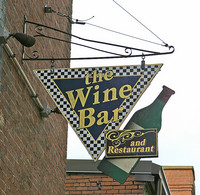 The Wine Bar (and restaurant)