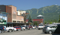 Downtown Whitefish, MT