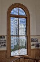 View from cupola, Pioneer Courthouse