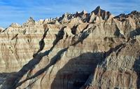 Suddenly, a canyon!