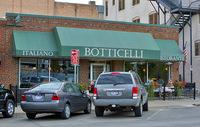Botticelli - unassuming, but great food