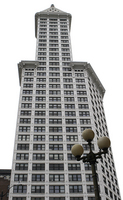 Smith Tower, Pioneer Square, Seattle