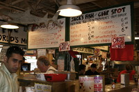 Seafood Bar, Pike Place Market